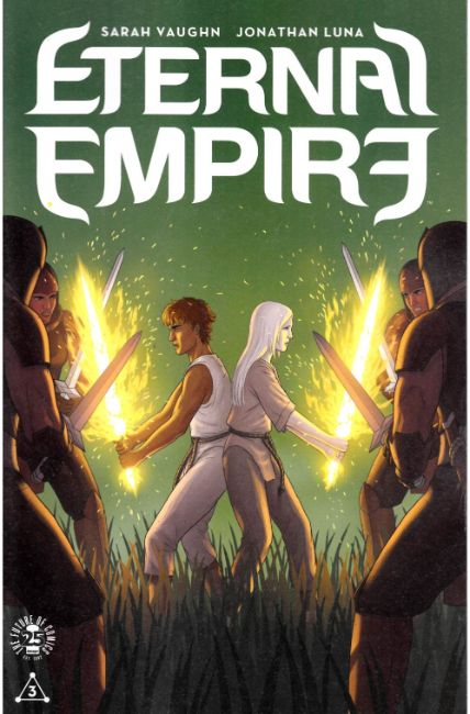 Eternal Empire #3 [Image Comic] THUMBNAIL