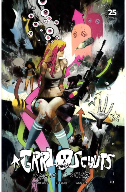 Grrl Scouts Magic Socks #3 Cover B [Image Comic]_THUMBNAIL