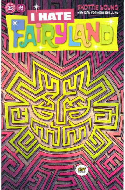 I Hate Fairyland #14 Cover A [Image Comic] THUMBNAIL