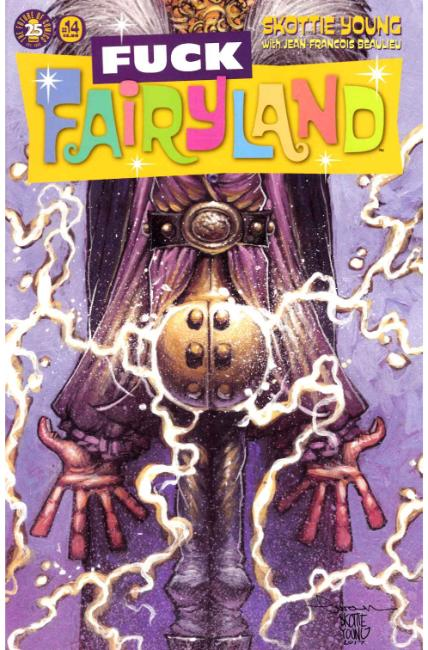 I Hate Fairyland #14 F*ck (Uncensored) Fairyland Variant Cover [Image Comic] THUMBNAIL