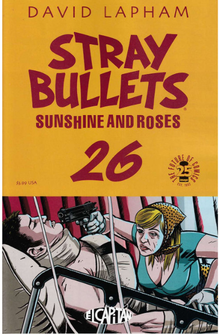 Stray Bullets Sunshine & Roses #26 [Image Comic] THUMBNAIL