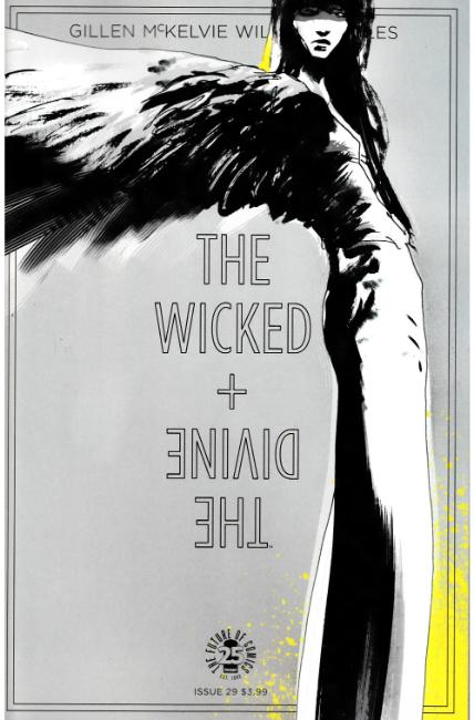 Wicked & Divine #29 Cover B [Image Comic]
