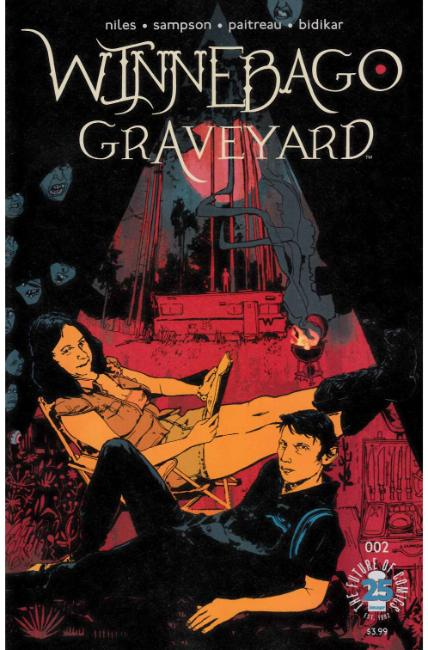 Winnebago Graveyard #2 Cover A [Image Comic]