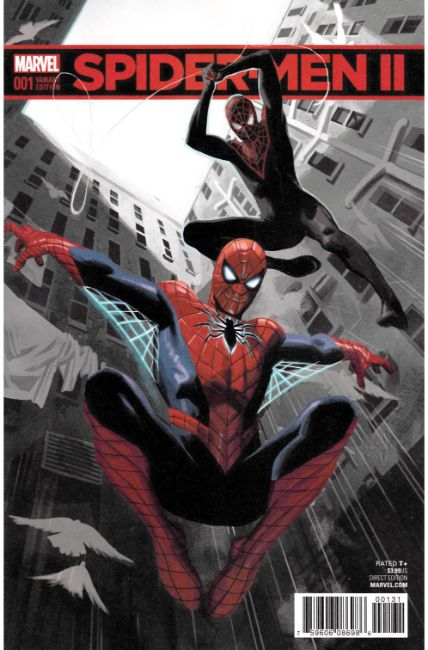Spider-Men II #1 Acuna Variant Cover [Marvel Comic]