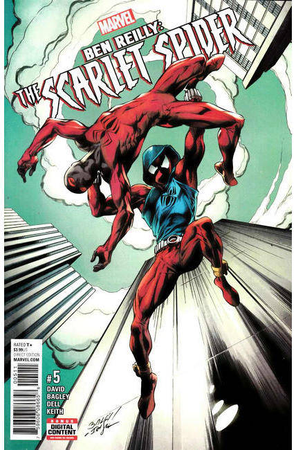 Ben Reilly Scarlet Spider #5 [Marvel Comic]_THUMBNAIL