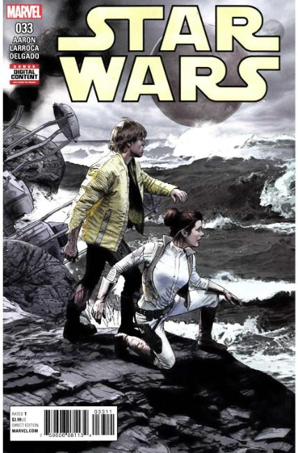 Star Wars #33 [Marvel Comic]