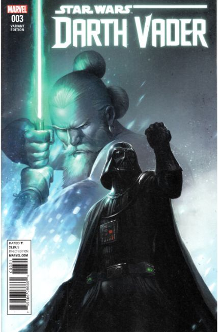 Star Wars Darth Vader #3 Camuncoli Variant Cover [Marvel Comic]