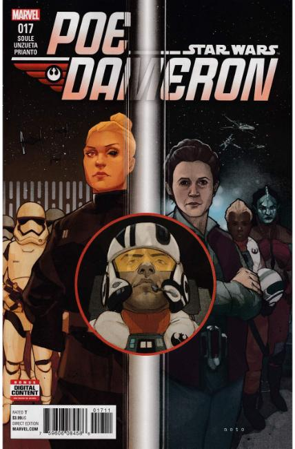 Star Wars Poe Dameron #17 [Marvel Comic]