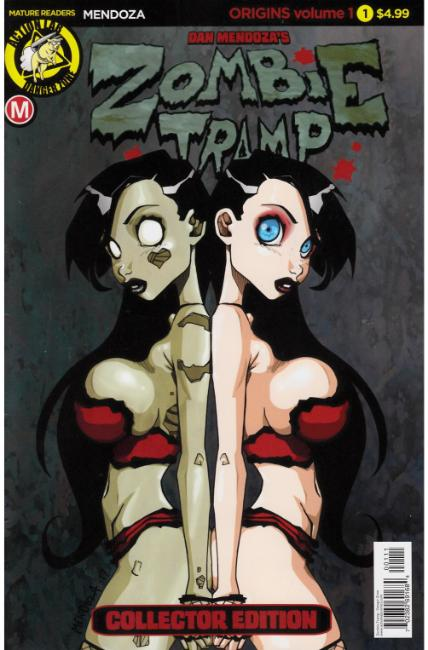 Zombie Tramp Origins #1 Cover A [Danger Zone Comic]