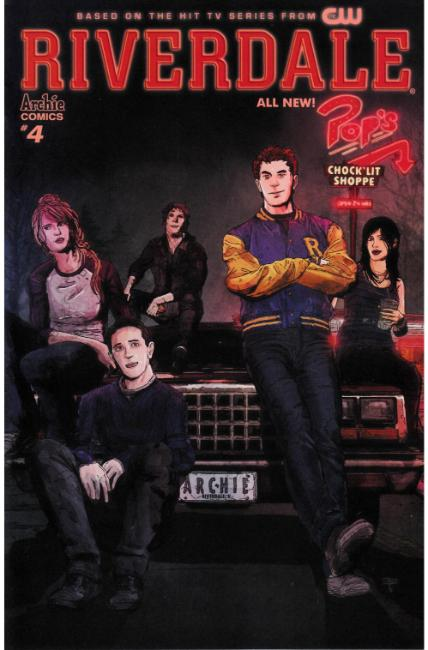 Riverdale (Ongoing) #4 Cover C [Archie Comic] THUMBNAIL