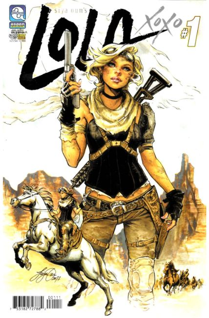 Lola XOXO Vol 2 #1 Cover A [Aspen Comic] THUMBNAIL