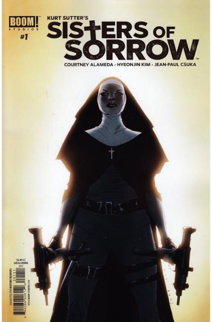 Sisters of Sorrow #1 Cover A [Boom Comic] THUMBNAIL