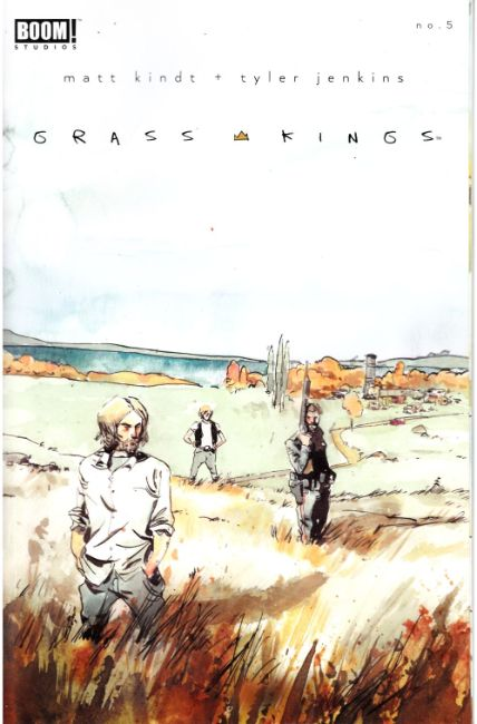Grass Kings #5 [Boom Comic] THUMBNAIL
