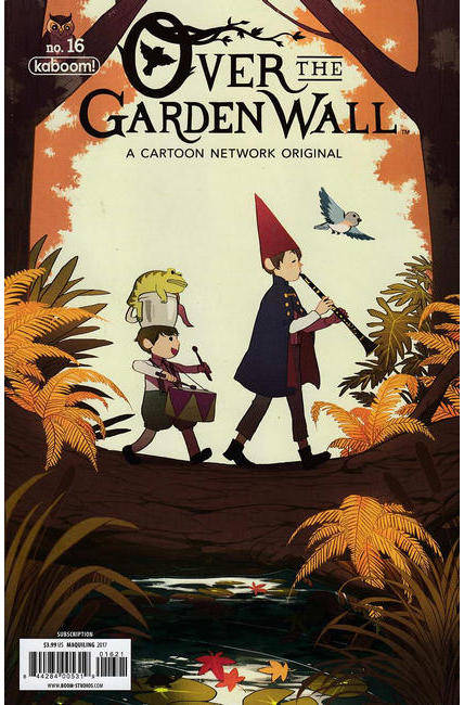 Over Garden Wall Ongoing #16 Subscription Cover [Boom Comic]_THUMBNAIL