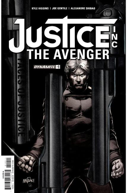 Justice Inc Faces of Justice #1 Cover A [Dynamite Comic] THUMBNAIL