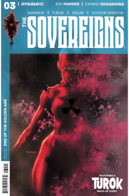 Sovereigns #3 Cover A [Dynamite Comic] THUMBNAIL