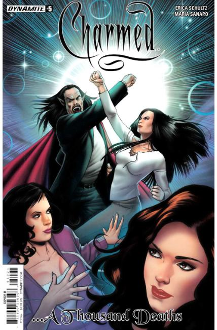 Charmed #5 Cover B [Dynamite Comic] LARGE