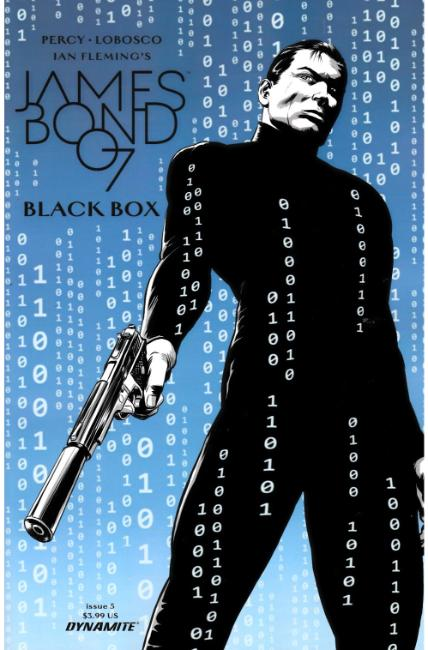 James Bond #5 Cover C [Dynamite Comic] THUMBNAIL