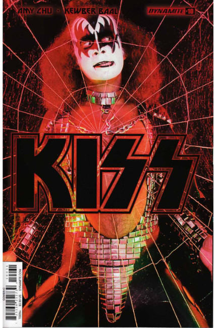 Kiss #10 Cover C [Dynamite Comic] THUMBNAIL