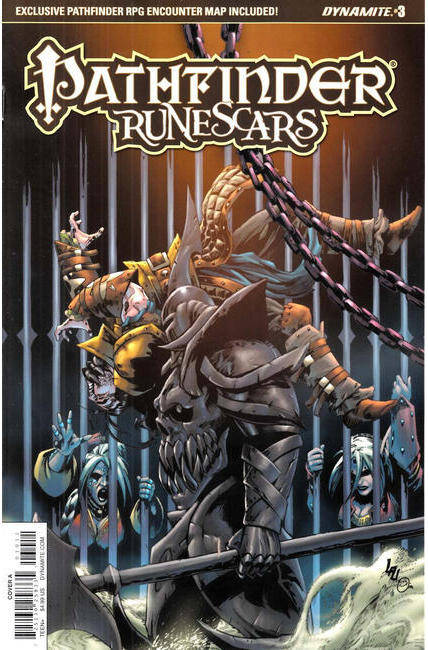 Pathfinder Runescars #3 Cover A [Dynamite Comic]_THUMBNAIL