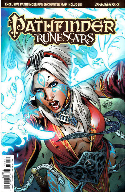 Pathfinder Runescars #3 Cover C [Dynamite Comic] THUMBNAIL