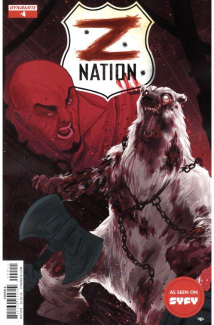Z Nation #4 Cover A [Dynamite Comic] THUMBNAIL