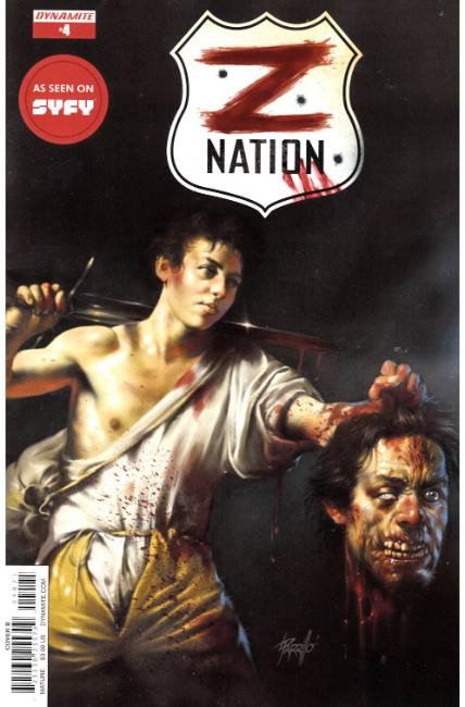 Z Nation #4 Cover B [Dynamite Comic] THUMBNAIL