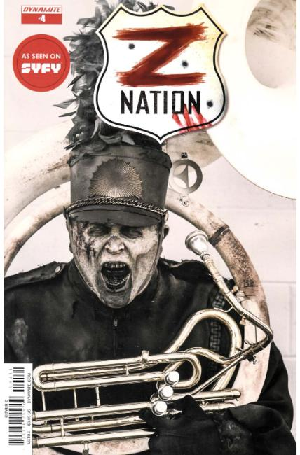 Z Nation #4 Cover C [Dynamite Comic] THUMBNAIL