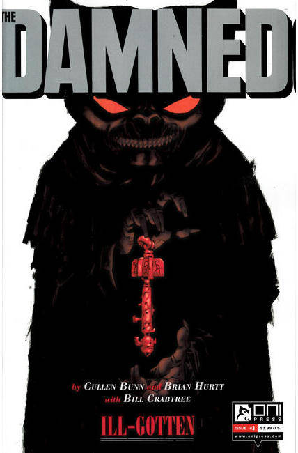Damned #3 [Oni Press Comic] THUMBNAIL