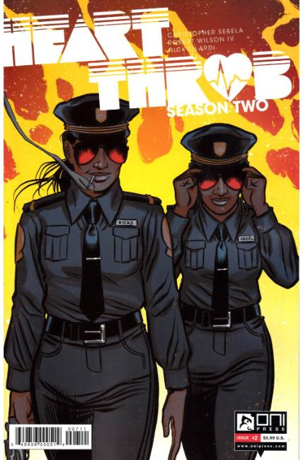 Heartthrob Season 2 #2 [Oni Press Comic] THUMBNAIL