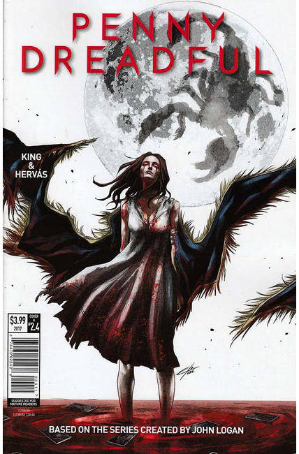 Penny Dreadful #4 Cover A [Titan Comic]_LARGE