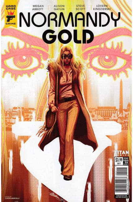 Normandy Gold #2 Cover A [Titan Comic] THUMBNAIL