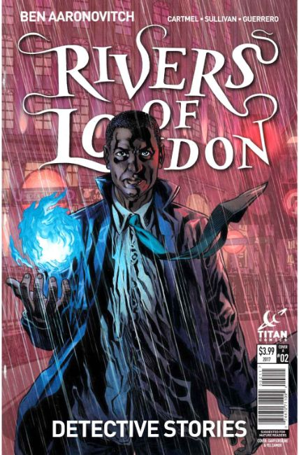 Rivers of London Detective Stories #2 Cover A [Titan Comic]