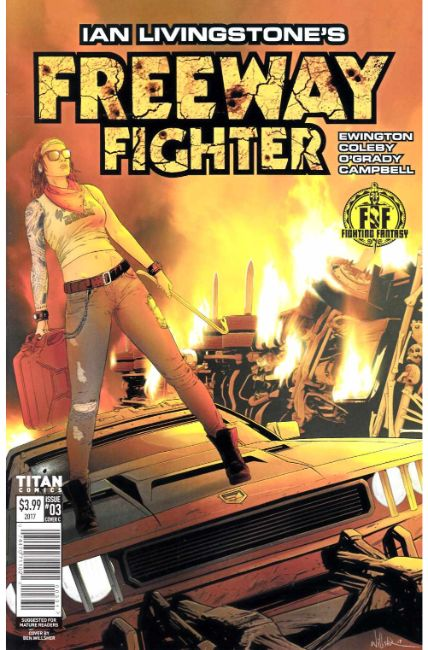 Ian Livingstones Freeway Fighter #3 Cover C [Titan Comic]_THUMBNAIL