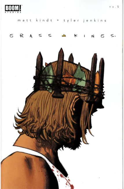 Grass Kings #5 FOC Variant Cover [Boom Comic] THUMBNAIL