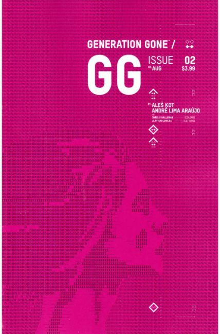 Generation Gone #2 Cover B [Image Comic] THUMBNAIL