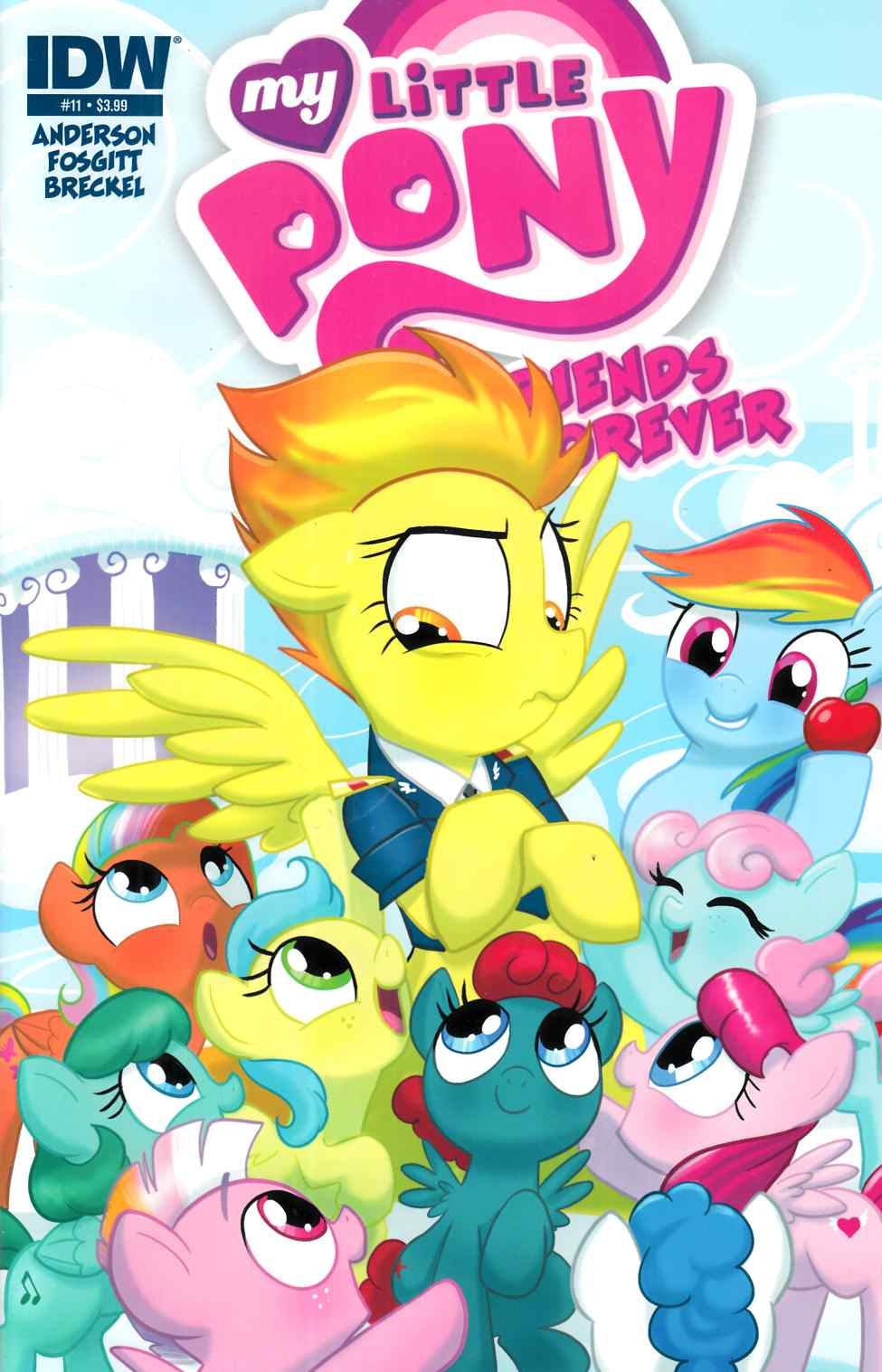 My Little Pony Friends Forever #11 [IDW Comic]_THUMBNAIL