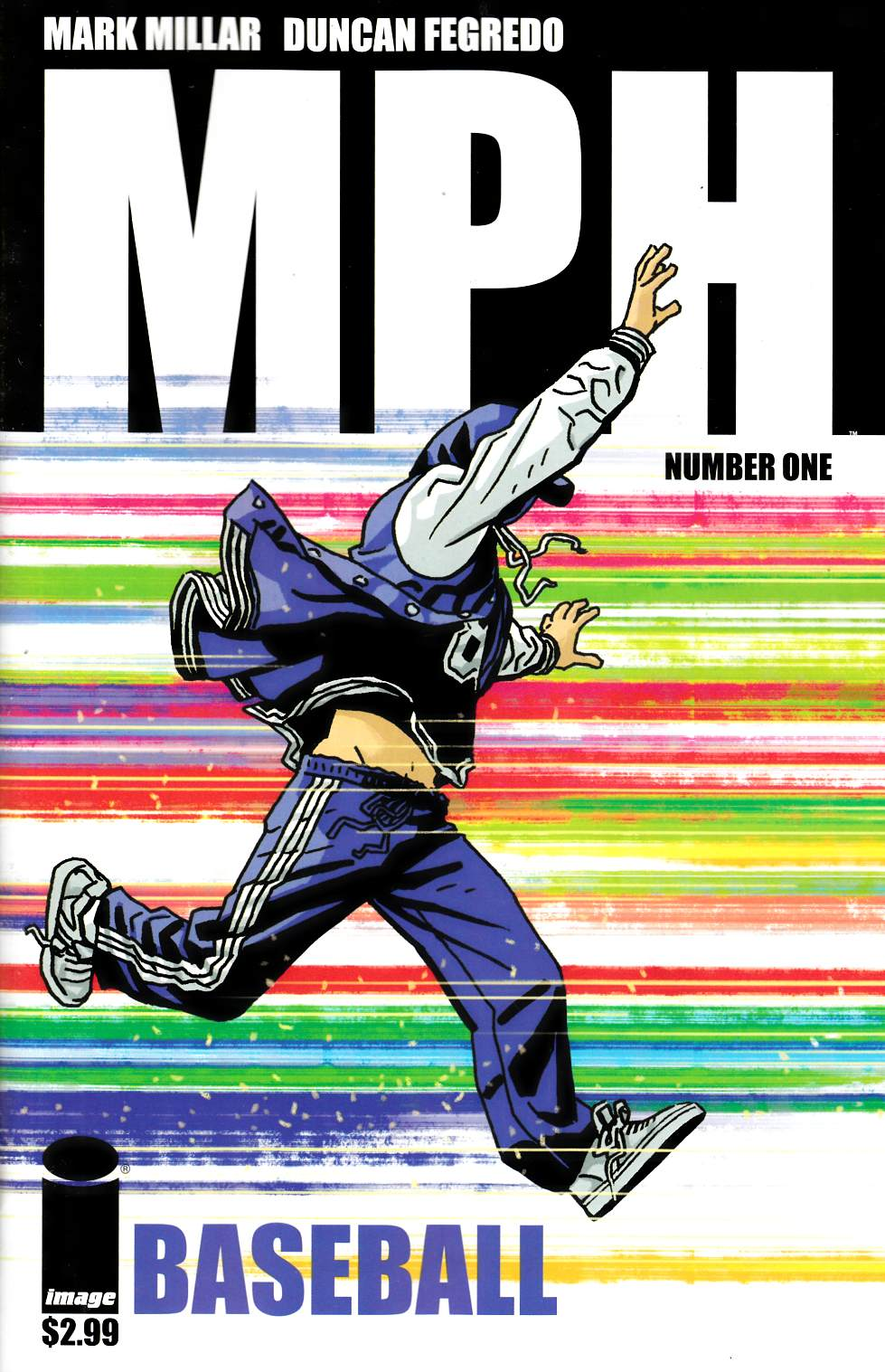 MPH #1 Cover G- Team Fegredo [Comic] THUMBNAIL