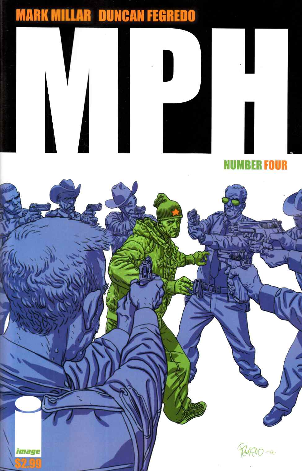 MPH #4 Cover A- Fegredo [Image Comic] THUMBNAIL