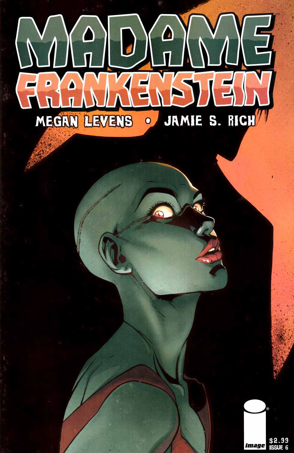 Madame Frankenstein #6 [Comic] THUMBNAIL