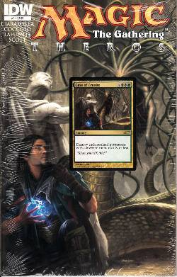Magic the Gathering Theros #2 [Comic] LARGE