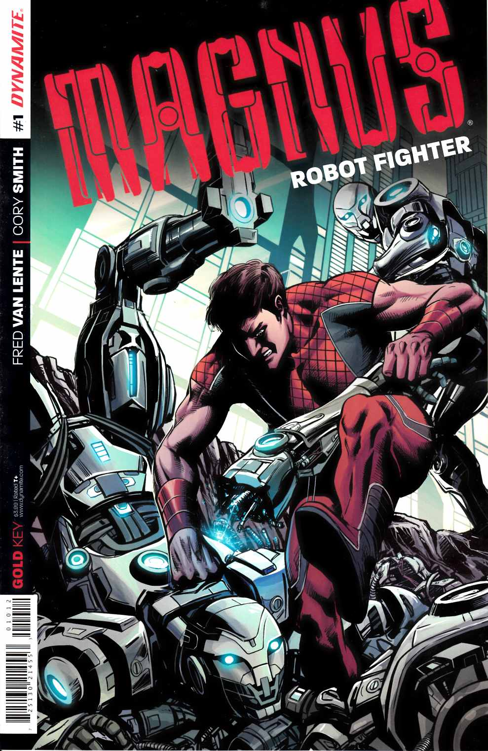 Magnus Robot Fighter #1 Second Printing [Comic] THUMBNAIL