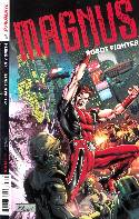 Magnus Robot Fighter #1 Subscription Cover [Comic] THUMBNAIL