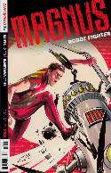 Magnus Robot Fighter #2 Exclusive Subscription Cover [Comic] THUMBNAIL