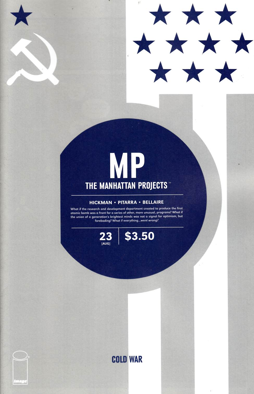 Manhattan Projects #23 [Comic] THUMBNAIL