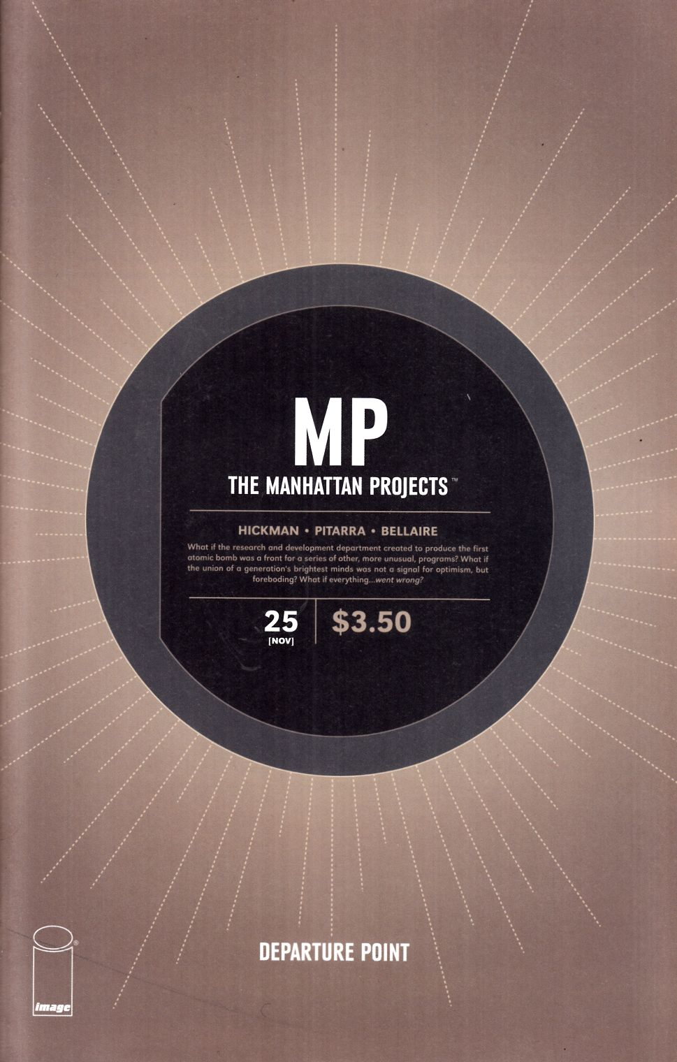 Manhattan Projects #25 [Image Comic] THUMBNAIL