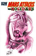 Mars Attacks Holidays (One Shot) Cover A [Comic] THUMBNAIL