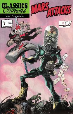Mars Attacks Classics Obliterated (One Shot) [Comic] LARGE