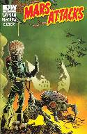 Mars Attacks #4 [IDW Comic] THUMBNAIL