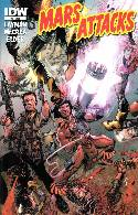 Mars Attacks #5 [IDW Comic] THUMBNAIL